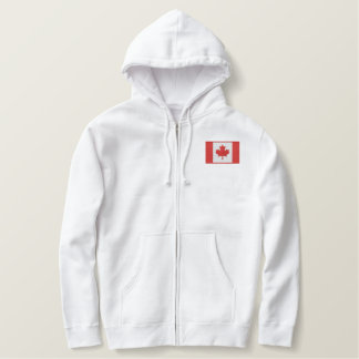 Hockey  Team Canada 2010 Souvenir Embroidered Hoodie