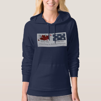 Hockey's Allied Forces apparel Hoodie