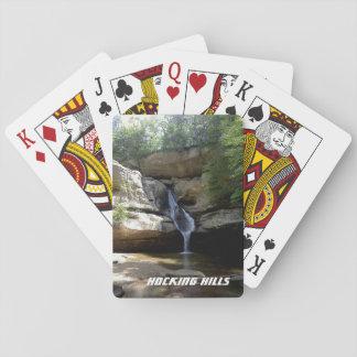 Hocking Hills Playing Cards