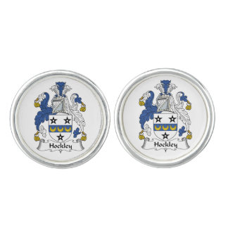 Hockley Family Crest Cuff Links