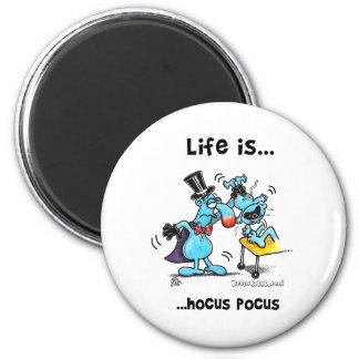 Hocus Pocus 6 Cm Round Magnet