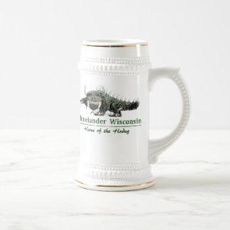Hodag Stien Coffee Mugs