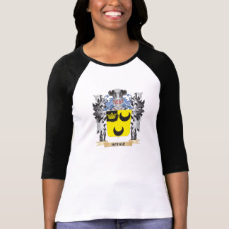Hodge Coat of Arms - Family Crest Shirt