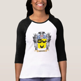 Hodges Coat of Arms - Family Crest Tee Shirts