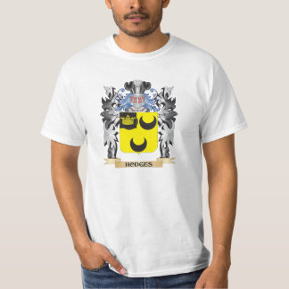 Hodges Coat of Arms - Family Crest Tshirts