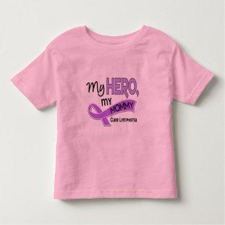 Hodgkin's Lymphoma MY HERO MY MOMMY 42 T Shirt