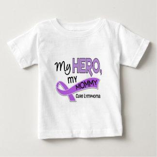 Hodgkin's Lymphoma MY HERO MY MOMMY 42 Tshirt