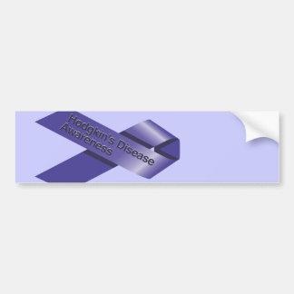Hodgkin's Disease Awareness Bumper Sticker