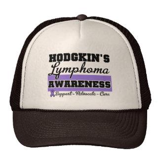 Hodgkin's Disease Trucker Hats