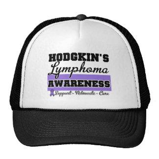 Hodgkin's Disease Mesh Hat