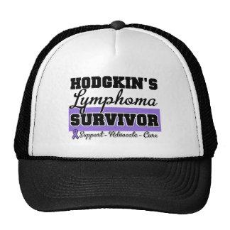 Hodgkin's Disease Survivor Mesh Hats