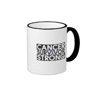 Hodgkins Lymphoma Cancer Survivor Strong Mug
