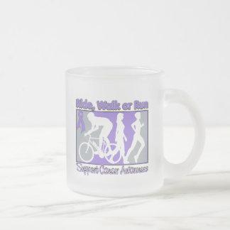 Hodgkin's Lymphoma Ride Walk Run Mugs