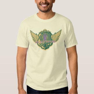 Hodgkins Lymphoma Survivor Vintage Winged T Shirts