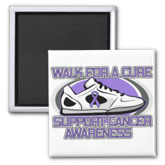 Hodgkins Lymphoma Walk For A Cure Magnets