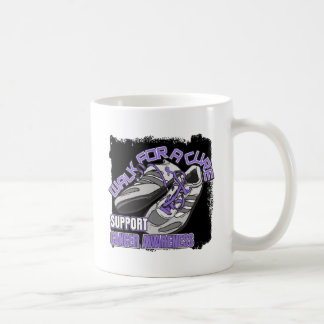 Hodgkin's Lymphoma Walk For A Cure Shoes Coffee Mugs