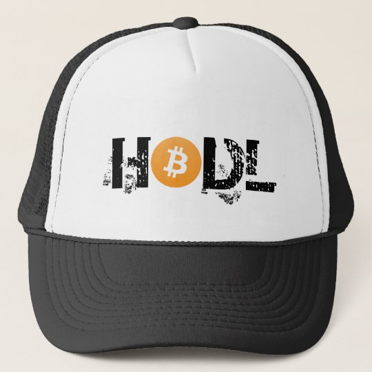 HODL Bitcoin Trucker Hat