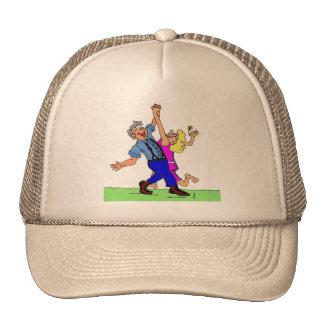 Hoe Down Square Dancers Hats