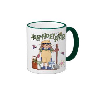 Hoe Hoe Hoe Gardening Mug