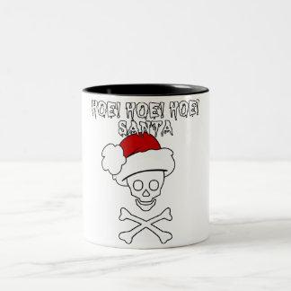 Hoe Hoe Hoe Santa Coffee Mug