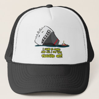Hoegh Osaka Isle of Wight souvenir clothes Trucker Hat