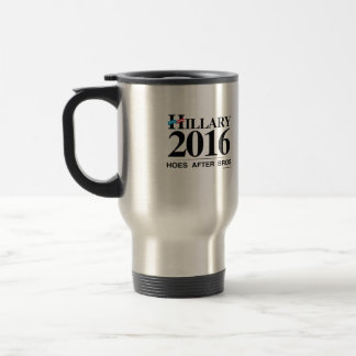 Hoes after Bros Stainless Steel Travel Mug