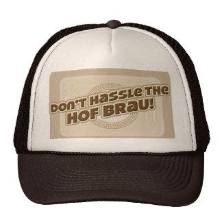 Hof Brau Hassle Cap