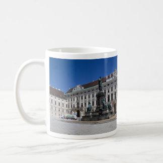 Hofburg Basic White Mug