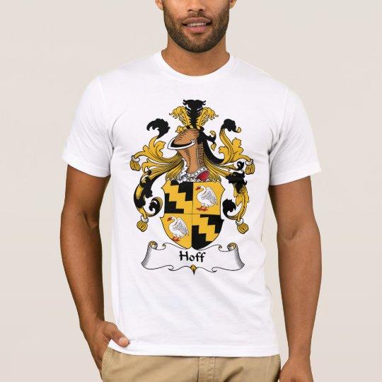 Hoff Family Crest T-Shirt