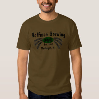 Hoffman Brewing Company T Shirt