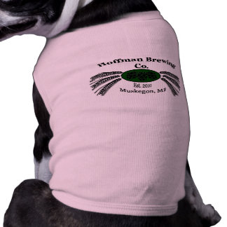 Hoffmanlogo Doggie T-shirt
