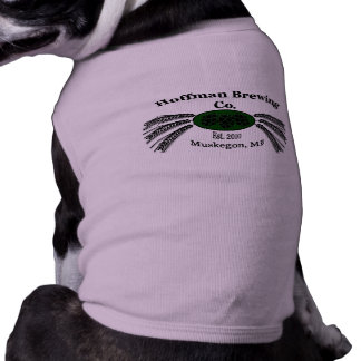 Hoffmanlogo Sleeveless Dog Shirt