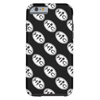 Hoffman's Oval Logo iPhone Case