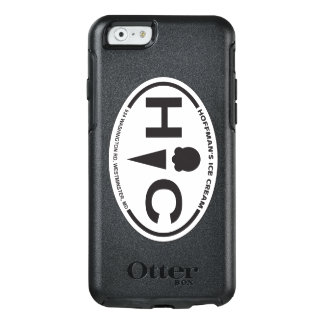 Hoffman's Oval Logo iPhone Case Otterbox