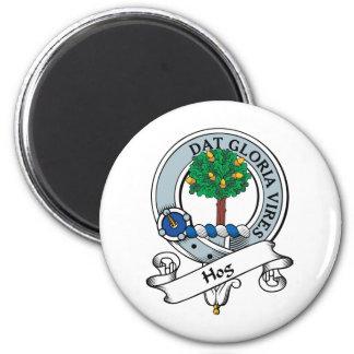 Hog Clan Badge Refrigerator Magnet