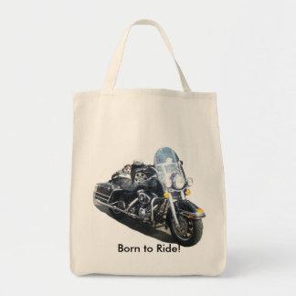 Hog Dog - Born to Ride! Bag