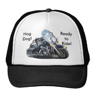 Hog Dog - Ready to Ride! Cap