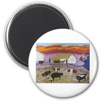 Hog Heaven Farm Magnet