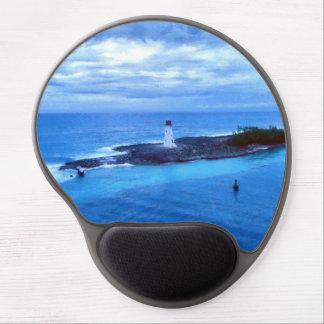 Hog Island Light Gel Mouse Pads