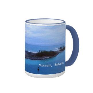 Hog Island Light Ringer Mug