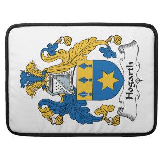 Hogarth Family Crest Sleeves For MacBooks