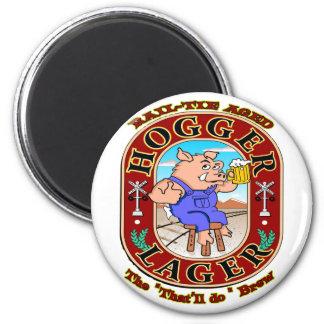 Hogger Lager Magnet