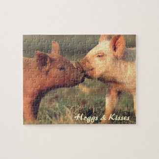 Hoggs & Kisses Puzzle