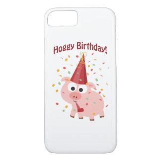Hoggy Birthday! iPhone 7 Case