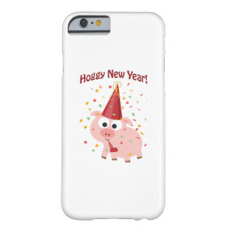 Hoggy New year! iPhone 6 Case