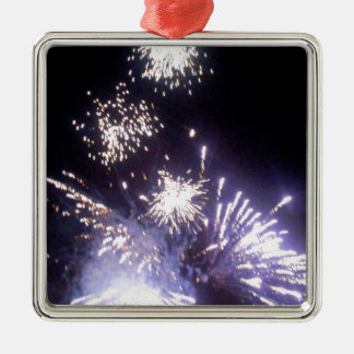 Hogmanay Fireworks Christmas Ornament