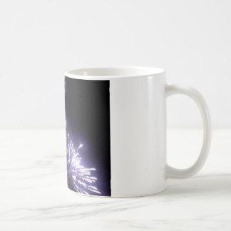 Hogmanay Fireworks Coffee Mug