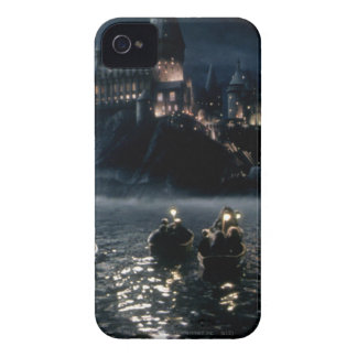Hogwarts Boat to Castle iPhone 4 Cover
