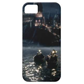 Hogwarts Boat to Castle iPhone 5 Covers