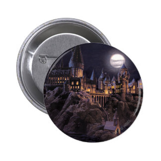 Hogwarts Boats To Castle 6 Cm Round Badge